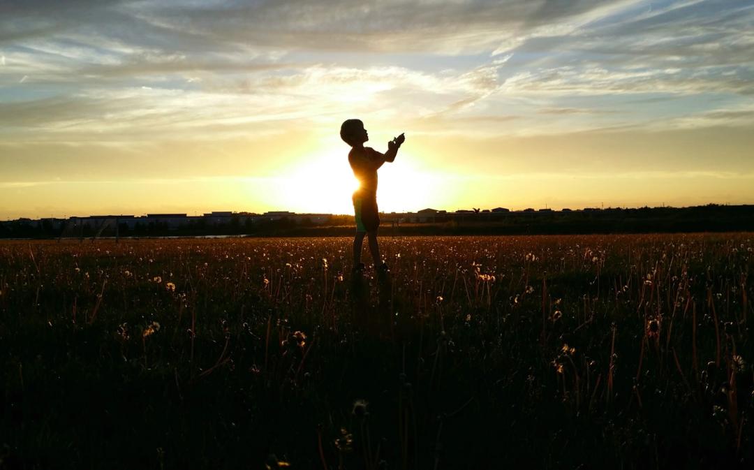 Det å følge sin drøm, kloke sitater fra barn og Paulo Coehlo