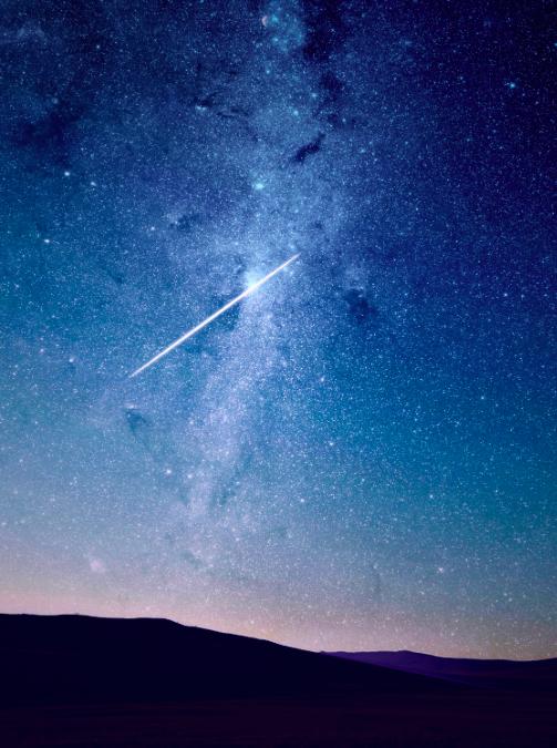 När stjärnor faller
